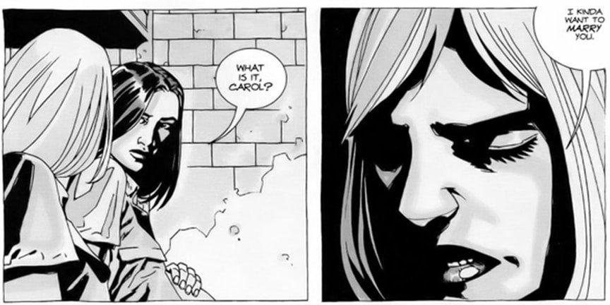 12 самых жестоких сцен в комиксе «Ходячие мертвецы». - Изображение 6