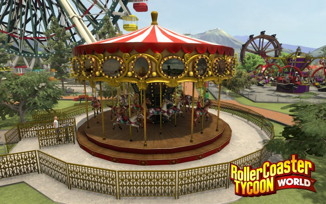 RollerCoaster Tycoon World выйдет в начале декабря - Изображение 1