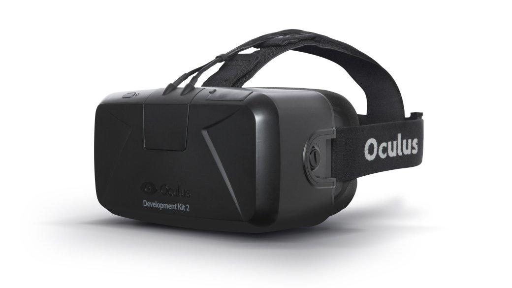 Oculus Rift DK 2. - Изображение 1