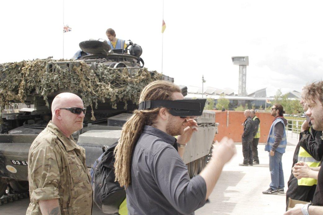 Виртуальная поездка на танке - Изображение 5