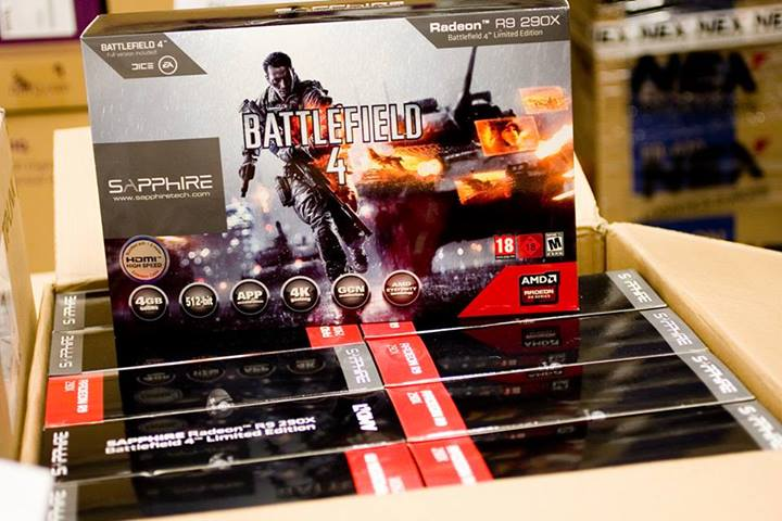 Видеокарта AMD Radeon R9 290X появилась в магазинах - Изображение 1