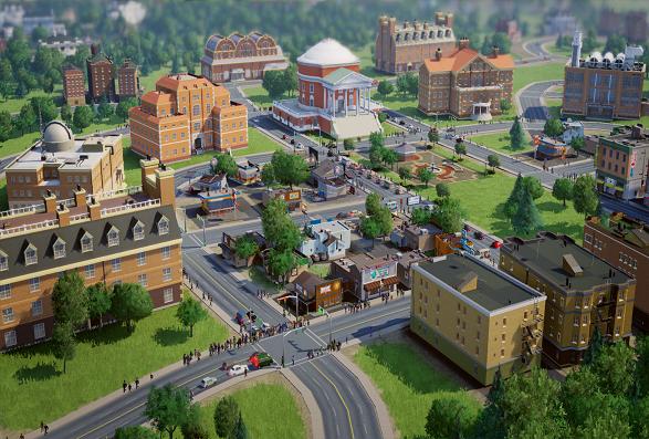 SimCity: впечатления с Gamescom 2012 - Изображение 3