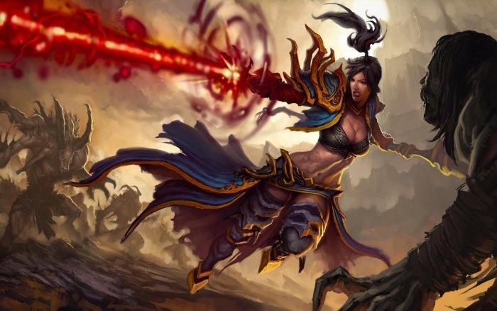 Diablo III. Руководство по Чародею. - Изображение 1