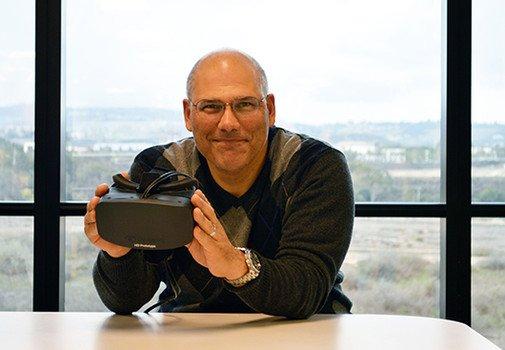 Бывший вице-президент EA вошел в команду Oculus Rift - Изображение 1