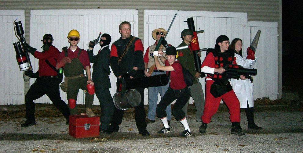 Костюмы геймера на Хэллоуин - Изображение 1