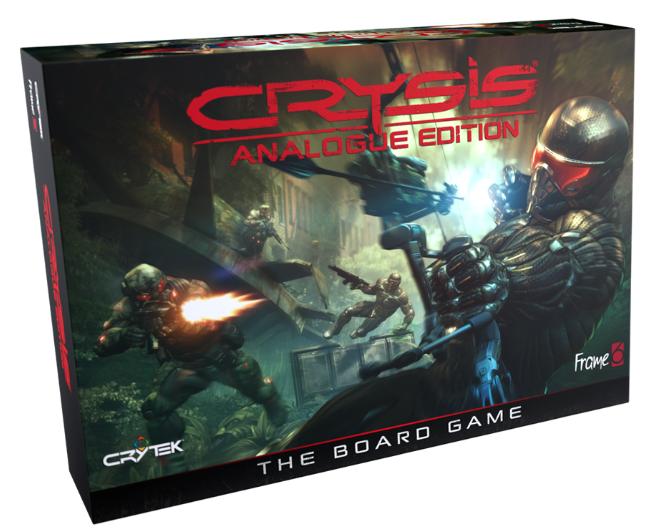 Настольная игра по Crysis собирает деньги на Kickstarter - Изображение 1