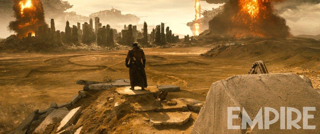 Как Бэтмен «стал судьей и палачом», новые фото и интервью с Суперменом - Изображение 1