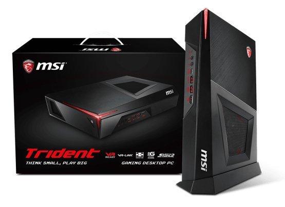 MSI представила мощный игровой PC компактнее Xbox One. - Изображение 2