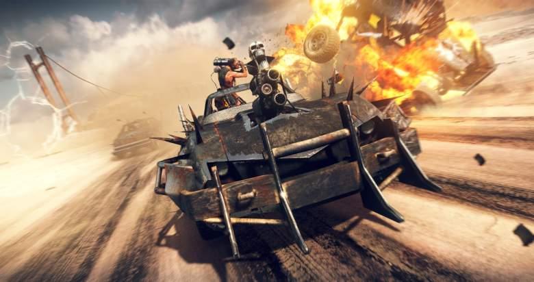 30 лучших игр 2015 года: Mad Max - Изображение 2