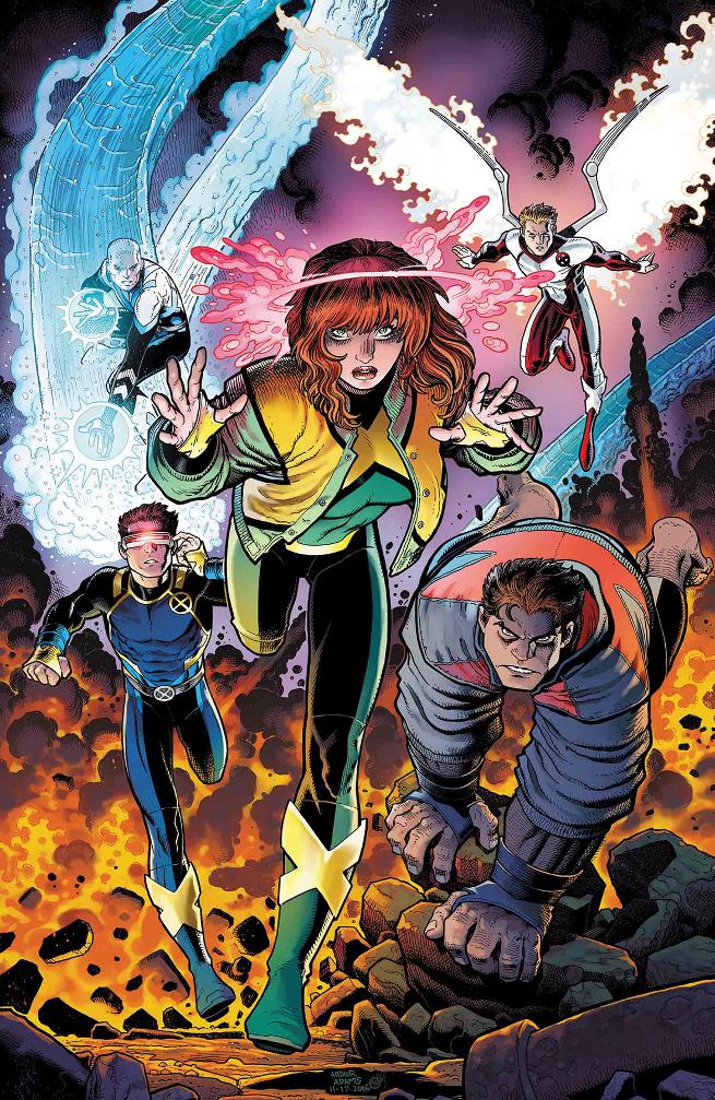 В комиксах про Людей Икс начинается новая эра - Изображение 1