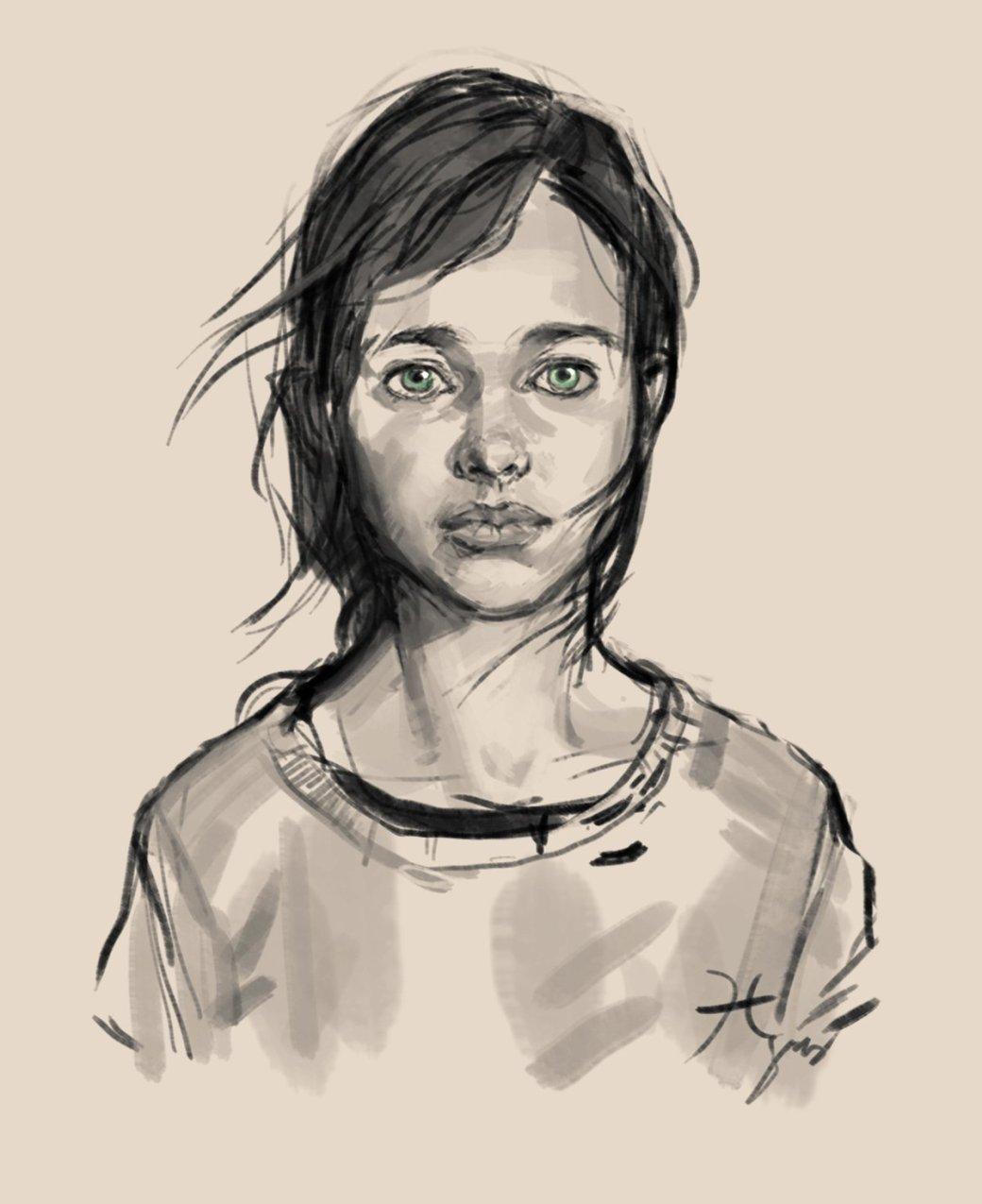 Разработчик The Last of Us выложил свои наработки в сеть - Изображение 32