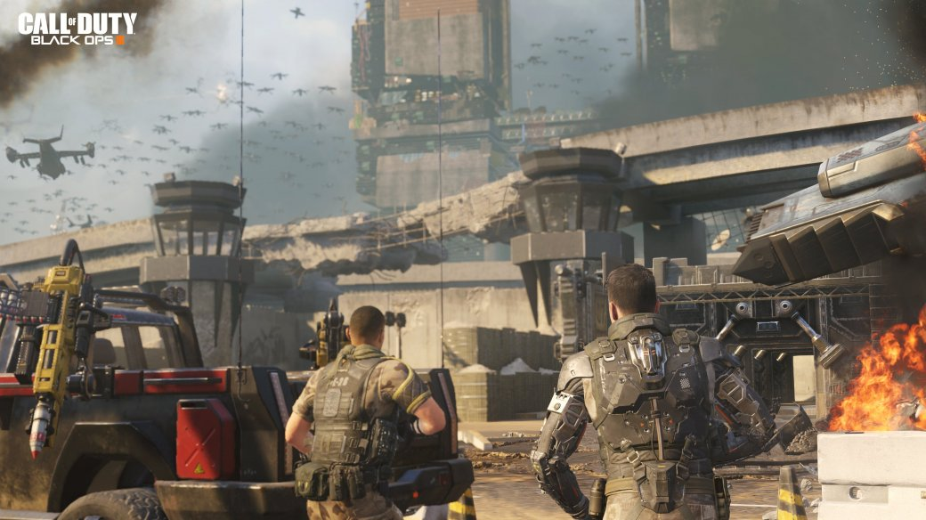 Как я поиграл в кооператив Call of Duty: Black Ops 3 - Изображение 4