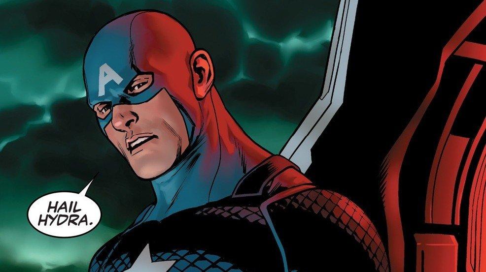Как изменился Капитан Америка, став агентом Гидры? - Изображение 2