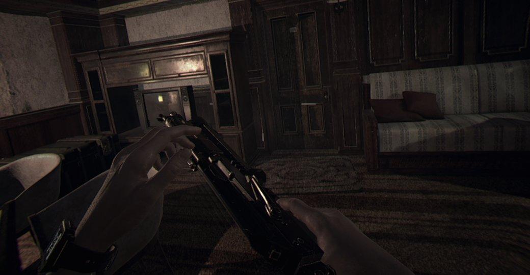 Resident Evil 7 в PS VR - Изображение 12