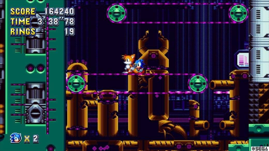 Рецензия на Sonic Mania. Обзор игры - Изображение 2