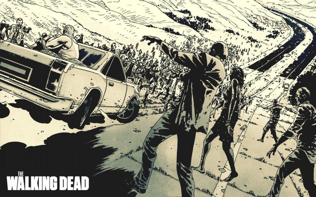 """Мое впечатление после прочтения комикса """"The Walking Dead"""" - Изображение 1"""