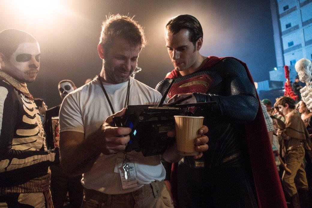 Warner Bros. тасует кадры из-за «Бэтмена против Супермена» - Изображение 1