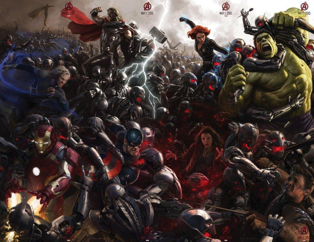 Disney на Comic Con: «Звездные Войны», «Мстители», «Человек-муравей» - Изображение 7