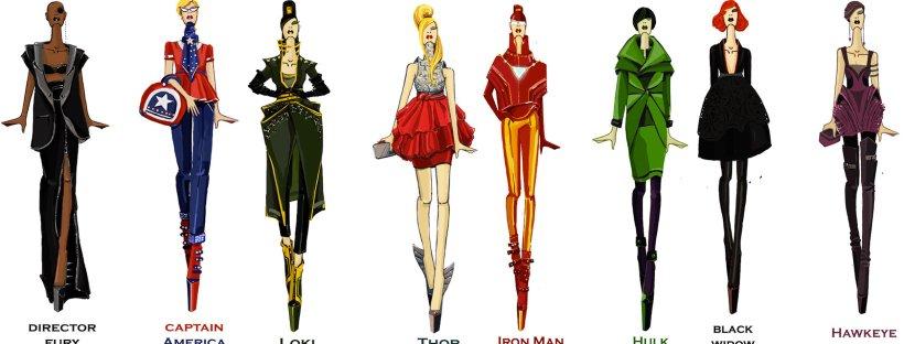 Галерея вариаций: Мстители-женщины, Мстители-дети... - Изображение 8