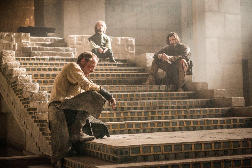 Рецензия на пятый сезон «Игры престолов» - Изображение 5