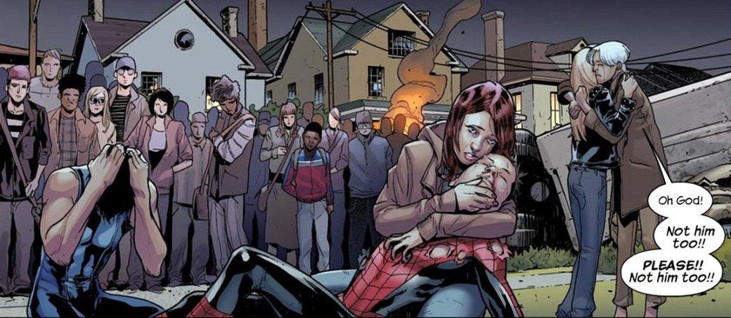 5 самых неожиданных поворотов из комиксов - Изображение 10