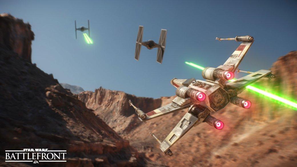 DICE рассказала о новых режимах и тренировке в Star Wars Battlefront - Изображение 3