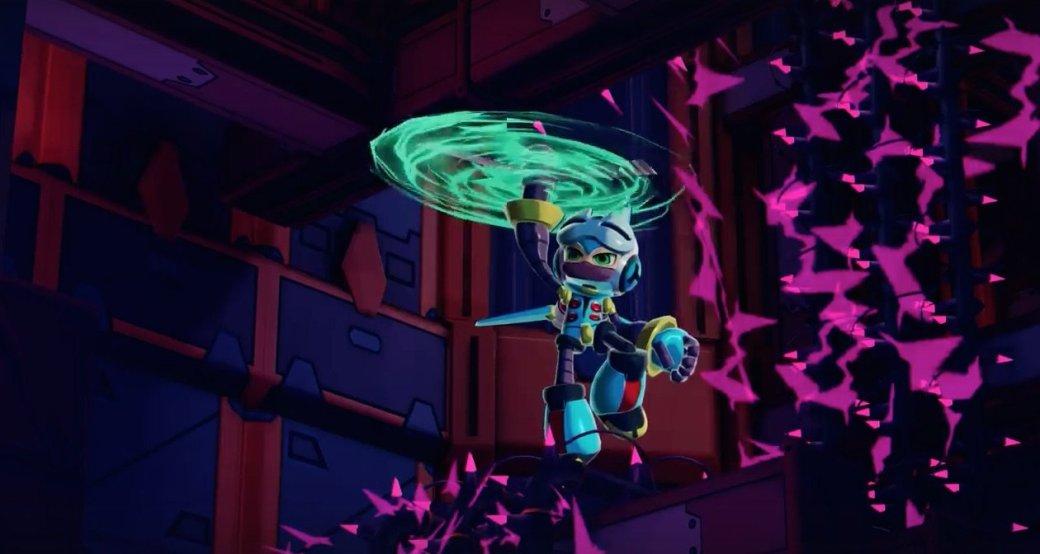 Все боссы Mighty No. 9 в трейлере новой игры создателя Mega Man - Изображение 1