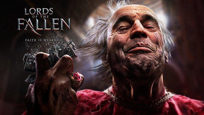 Lords of the Fallen впервые показали живьем - Изображение 1