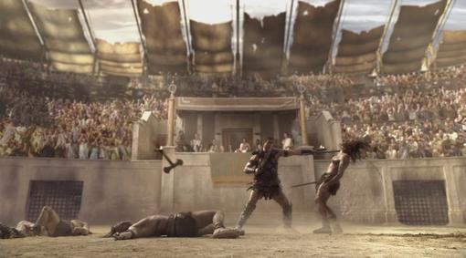 Сериалы: Спартак. - Изображение 2