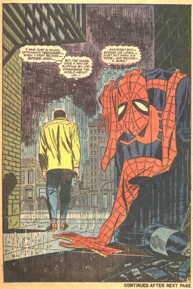 Легендарные комиксы про Человека-паука, которые стоит прочесть. Часть 1 - Изображение 17