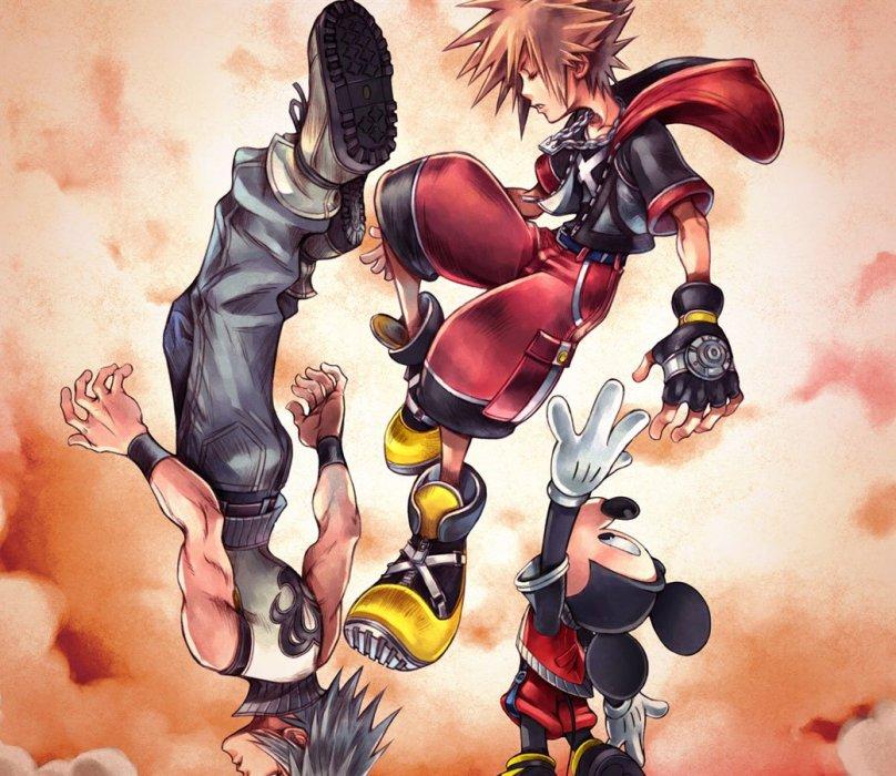 Рецензия на Kingdom Hearts: Dream Drop Distance - Изображение 1