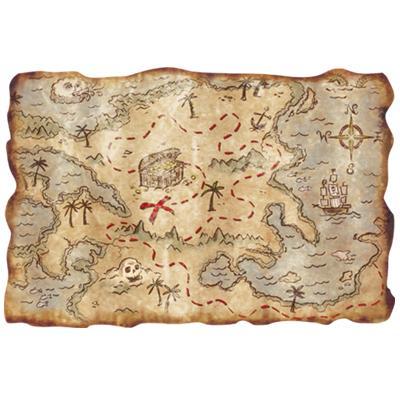 Сокровища пирата своими руками