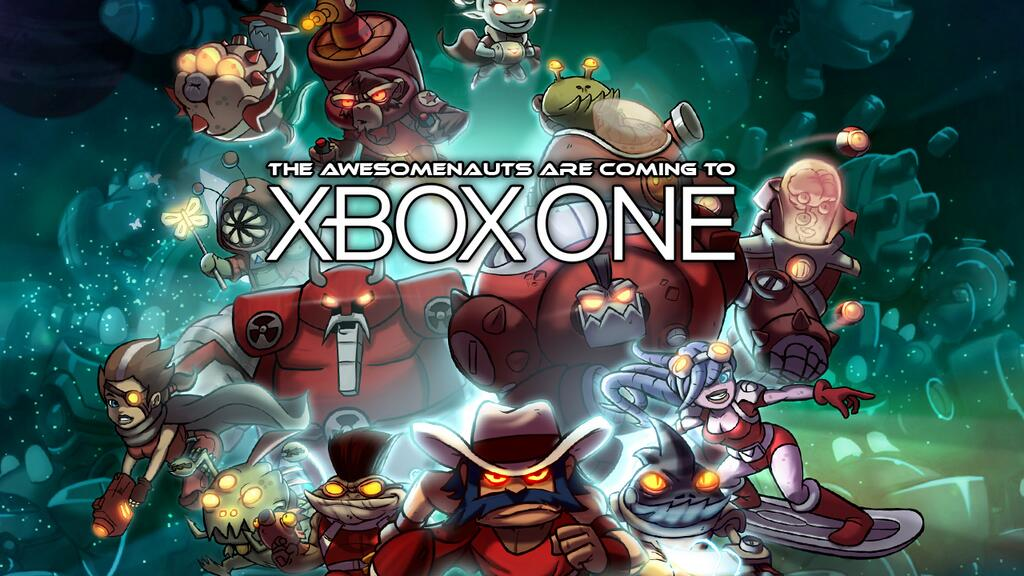 Awesomenauts Assemble! портируют на Xbox One. - Изображение 1