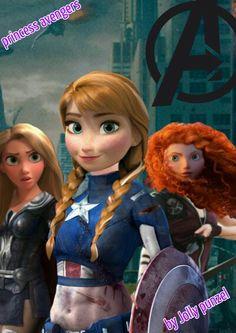 Галерея вариаций: Мстители-женщины, Мстители-дети... - Изображение 28