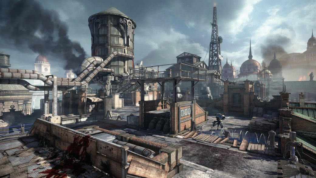 E3: Gears of War: Judgement - наши впечатления от многопользовательского режима - Изображение 3