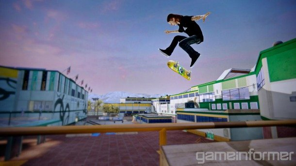 Tony Hawk's Pro Skater 5 объявлен официально: ко-оп, стрельба и девицы - Изображение 4