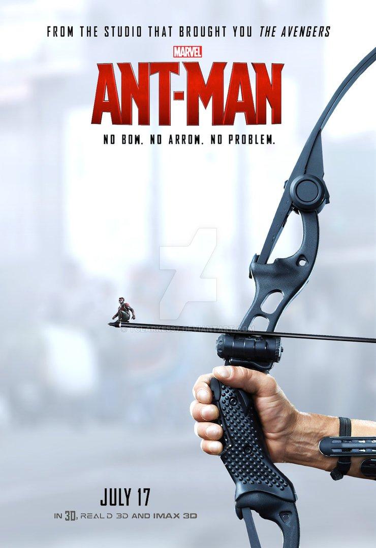 Рецензия на «Человека-муравья» - Изображение 20