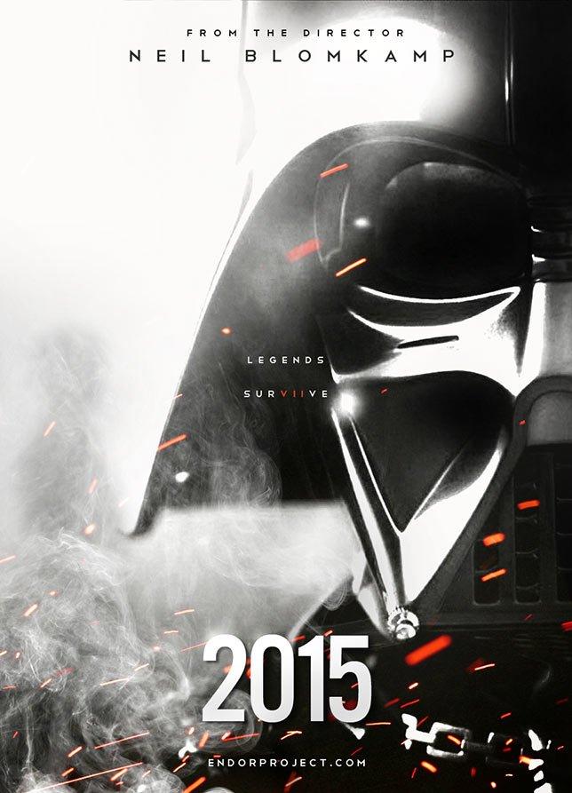 Фанатские постеры Star Wars: Episode VII - Изображение 18