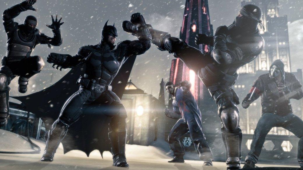 Обзор Batman: Arkham Origins - Год третий. - Изображение 4