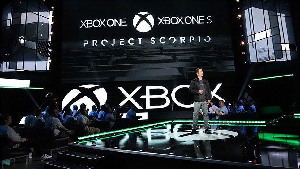У Project Scorpio будут VR-эксклюзивы. - Изображение 1