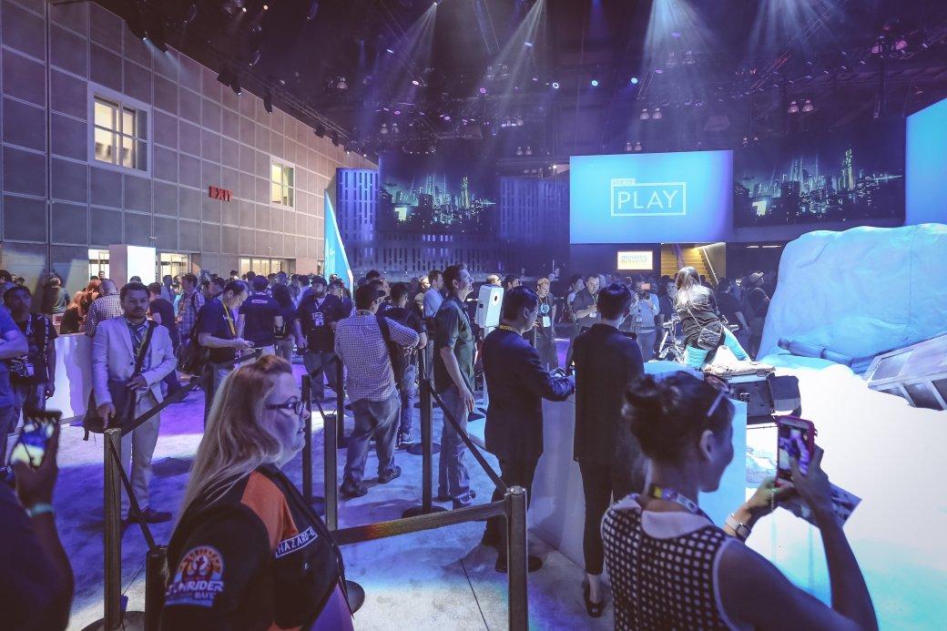 E3 2015: как это было - Изображение 12