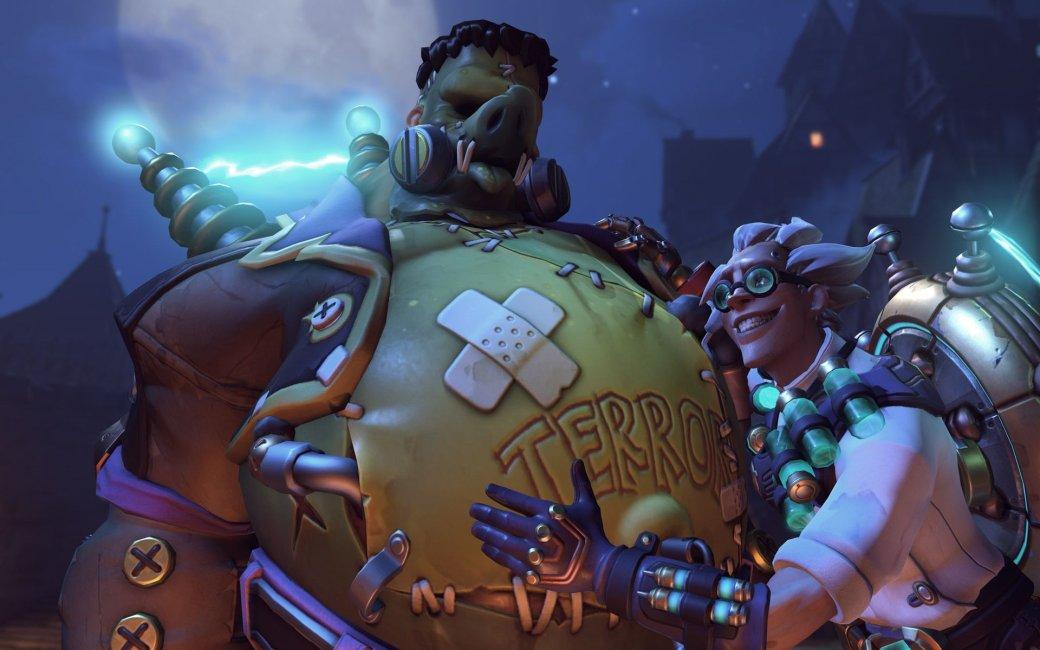 Сравниваем Хэллоуин и Летние Игры в Overwatch  - Изображение 4