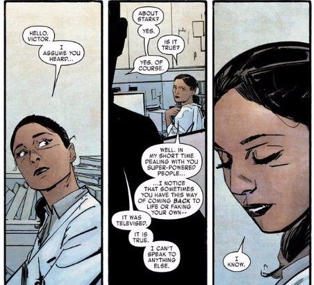 Infamous Iron Man намекает насмерть Тони Старка вкомиксах Marvel - Изображение 2