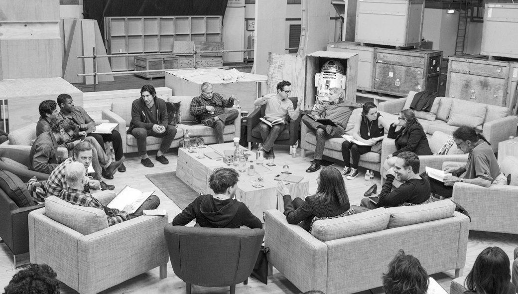 В новых «Звездных войнах» сыграет Энди Серкис - Изображение 1