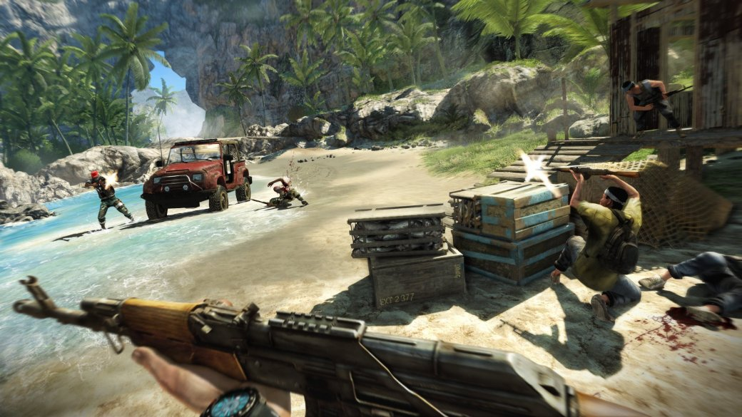 Рецензия на Far Cry 3 - Изображение 6