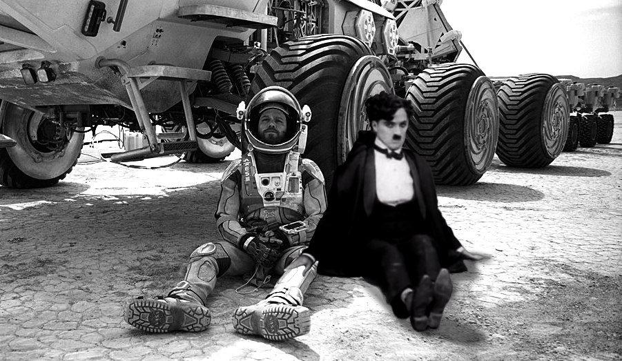 Первые кадры «Марсианина» Ридли Скотта уже порождают мемы - Изображение 13