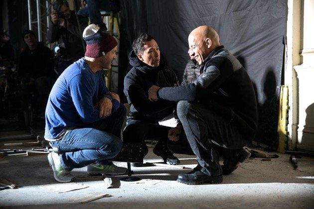 Донни Ен вышел на замену Джету Ли в сиквеле «Трех иксов». - Изображение 2