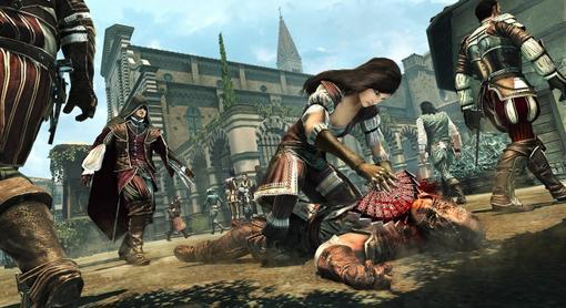 Прохождение Assassin's Creed: Братство Крови - Изображение 8