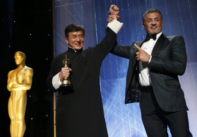Впервые за полвека работы в киноиндустрии Джеки Чан получил «Оскар» - Изображение 1