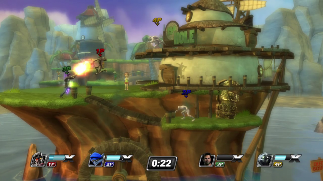 PlayStation All-Stars Battle Royale. Рецензия - Изображение 3